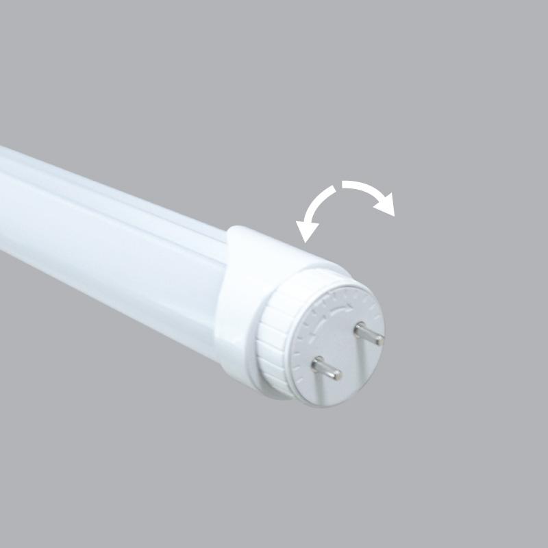 BÓNG ĐÈN LED TUBE NHÔM T8 MPE 60CM