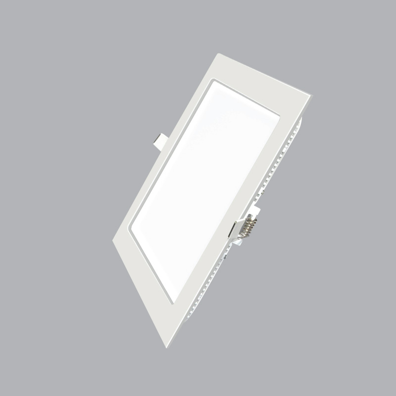 LED PANEL VUÔNG ÂM SPL-6 TRẮNG, VÀNG